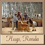 Evan Almighty 8Hugs, Ronda