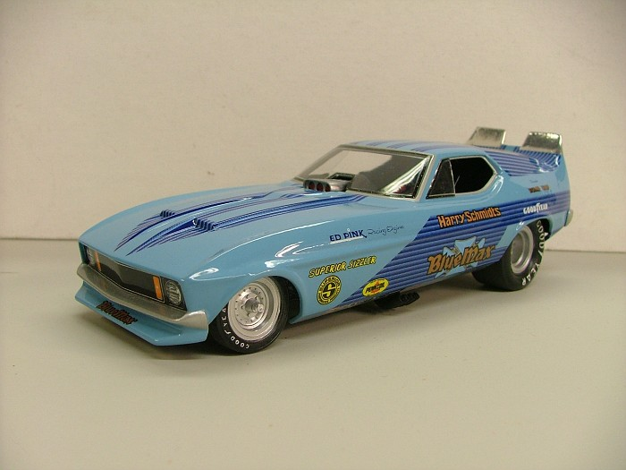 mothersworry blue max 1972 mustang revell blue max mustang f c kit ...