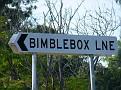 Bimblebox Lane