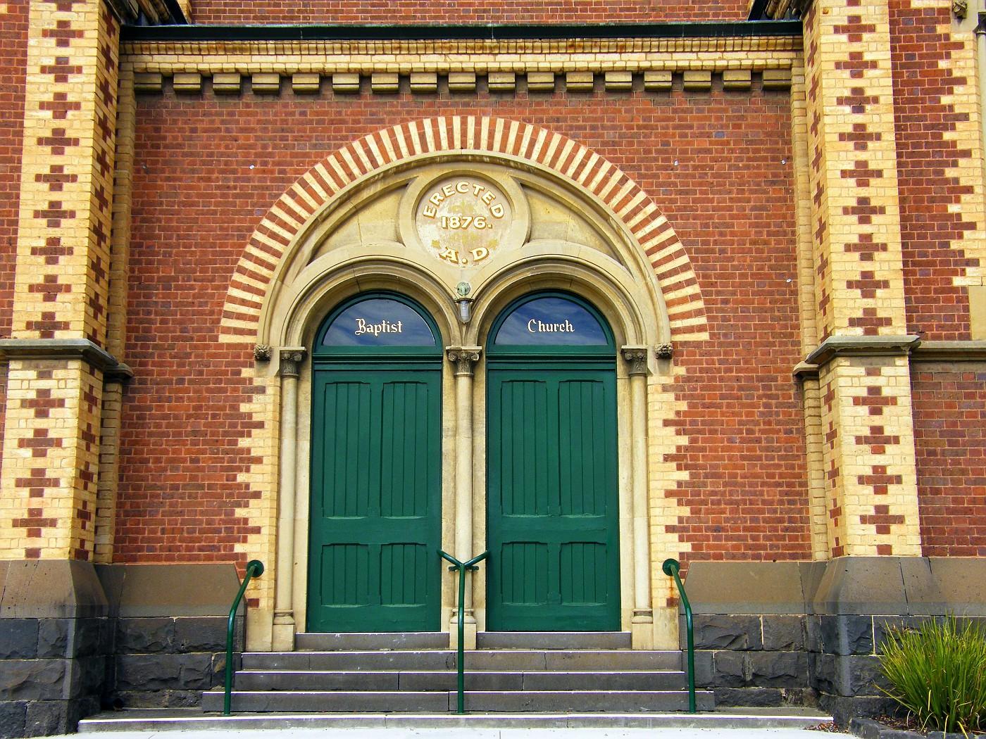 Geelong Baptist Church 003