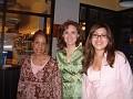 Courtney with Josefina O'Farrill and friend