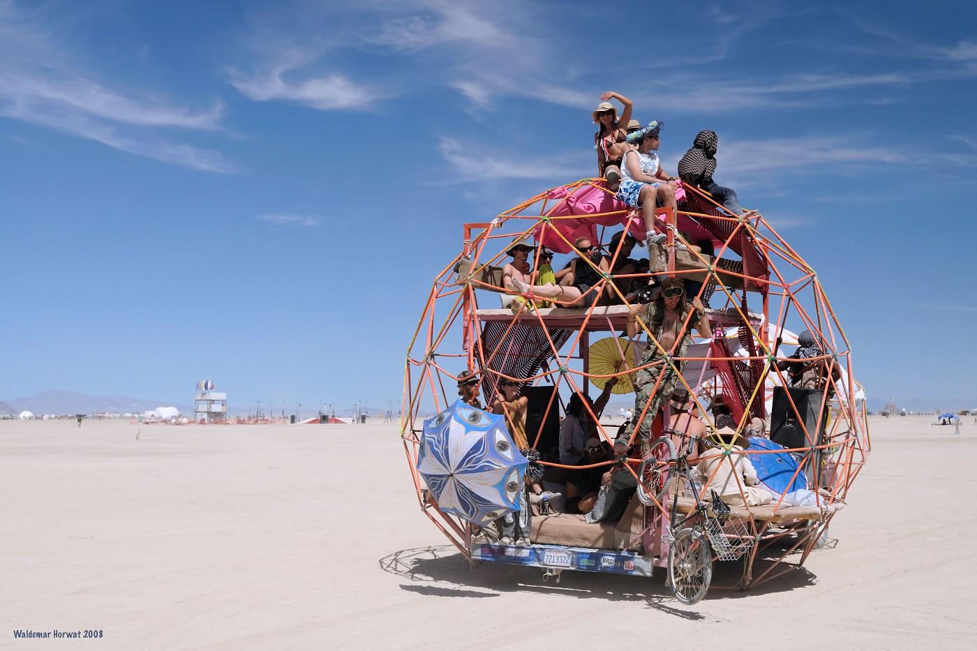 Mobile Dome