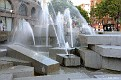 UN Plaza Fountain