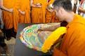 Monk Destroying Mandala