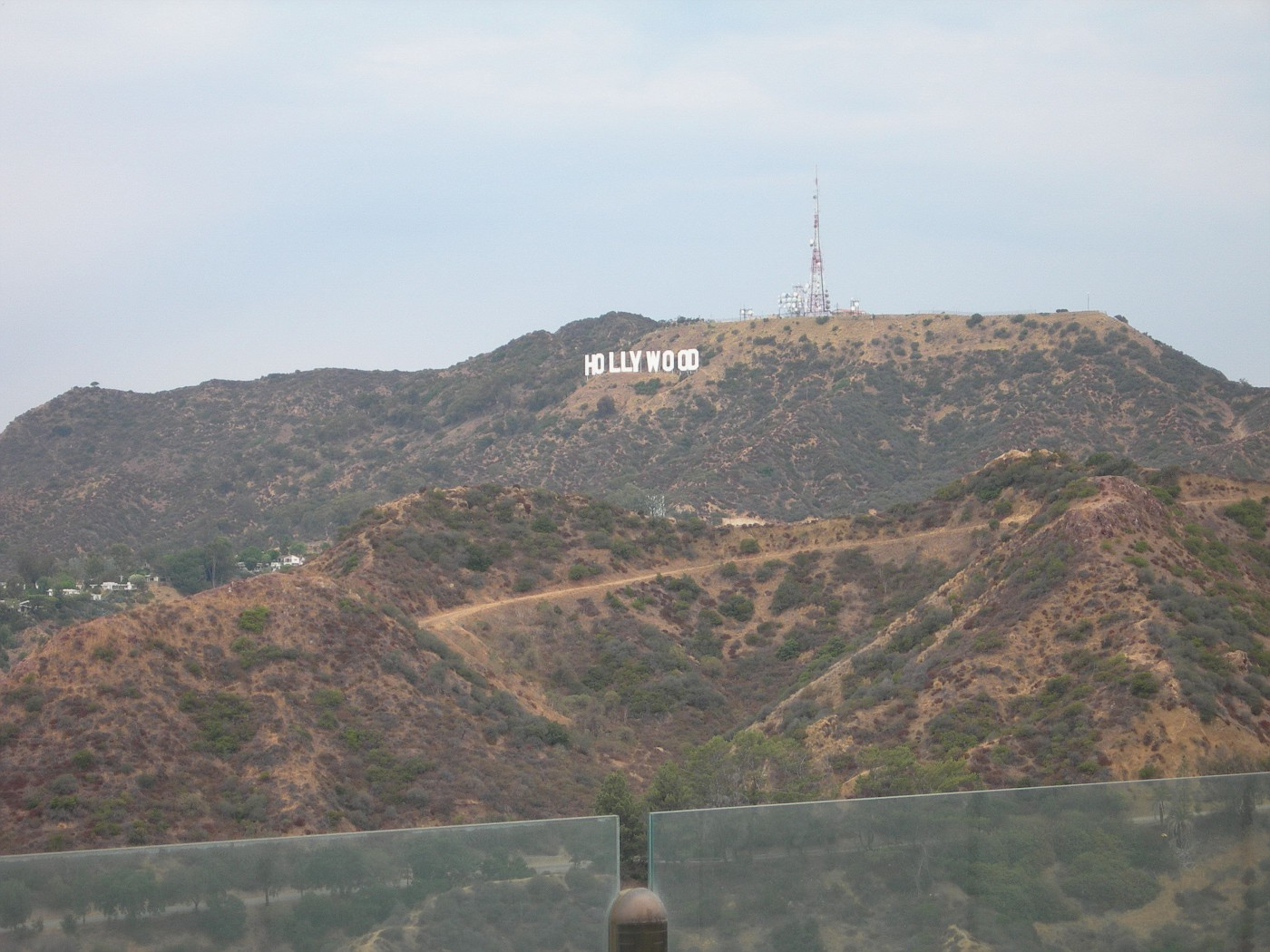 Hollywood sign0001