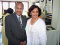 Dr Claude Surena, President de l'Association Medicale Haitienne.