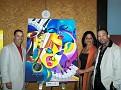 Pasha, Rachel &  Painter Franklin Bélizaire