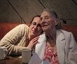Mom and Ange, 86th Birthday