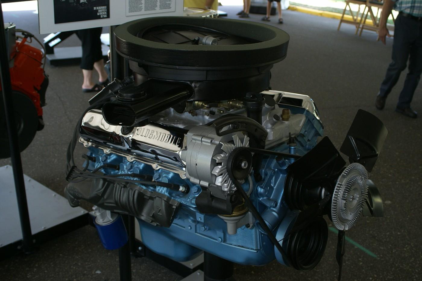1970 Oldsmobile 455