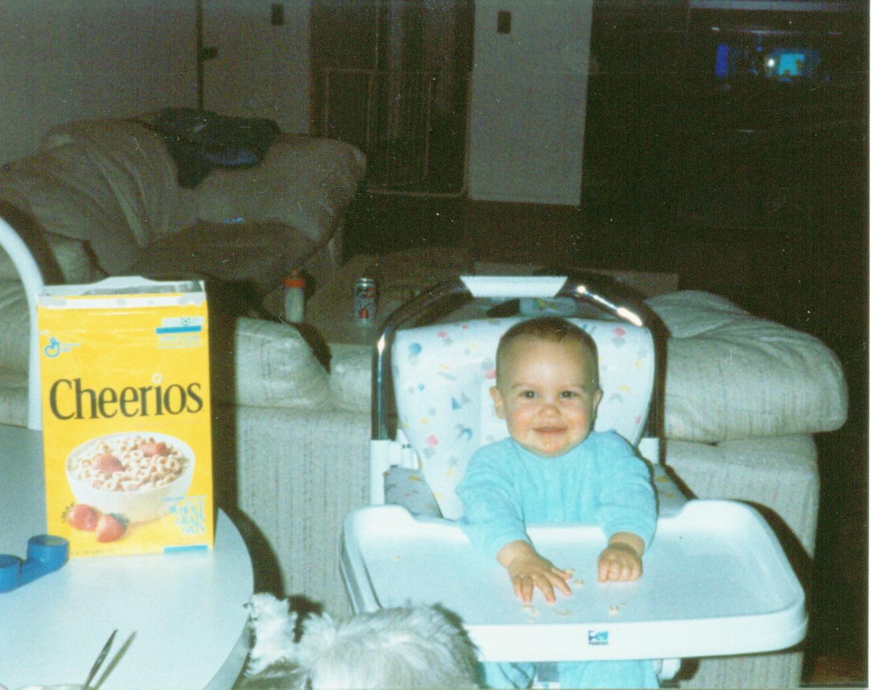 First Cheerios