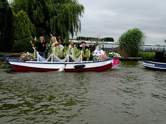 037. Wedding, Boat 5a