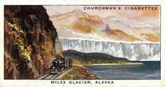 1937 Churchman Wonder Railway Travel #46 (1)