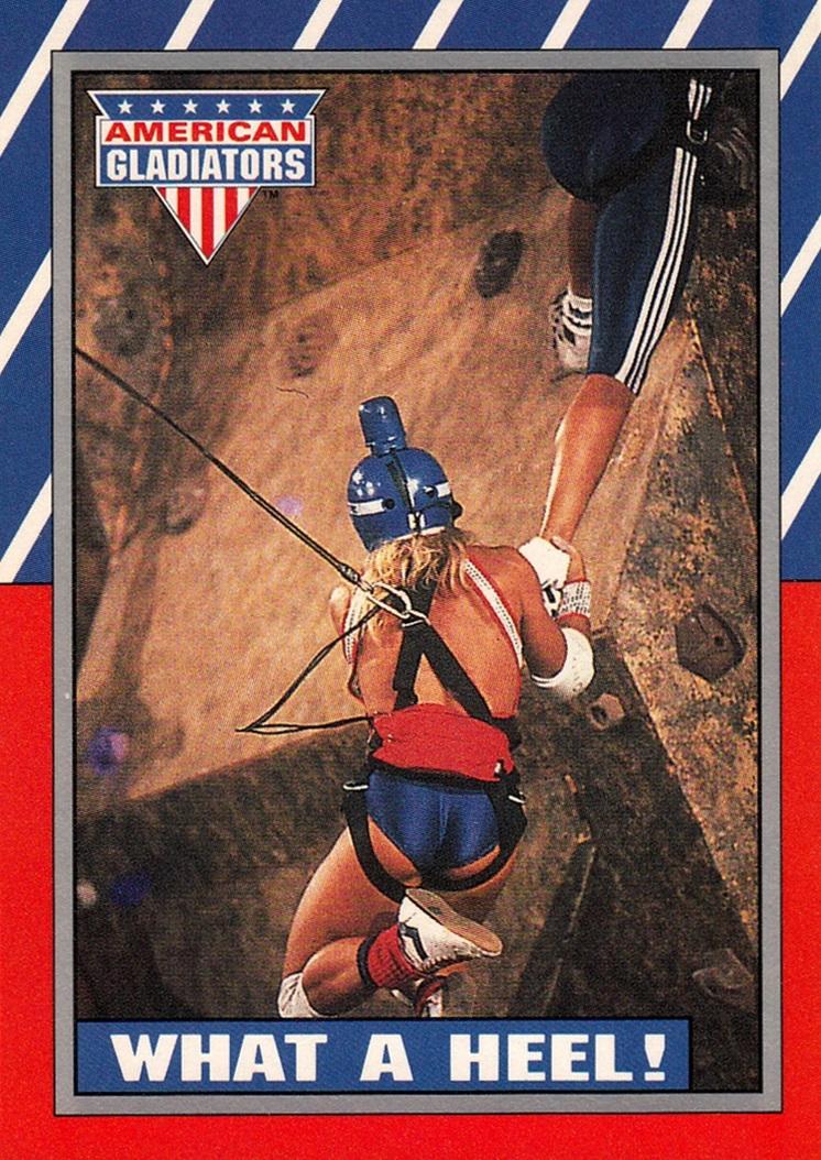 American Gladiators #41 (1)