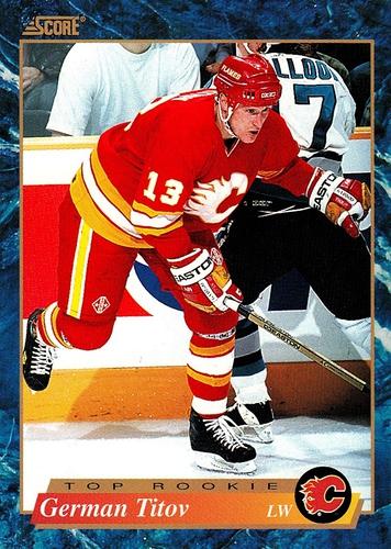 1993-94 Score #614 (1)