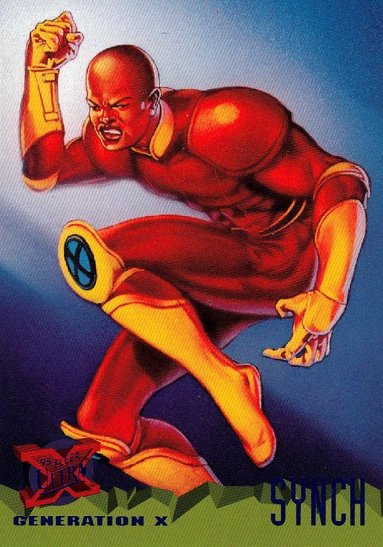 1995 Ultra X-Men Blue #078 (1)