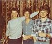 Dave Breedlove, Marty Bird, Kent Burns 1983