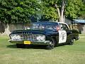 Restored CHP 1961 Dodge Polara