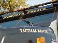Modesto PD's Tactical Rescue truck
