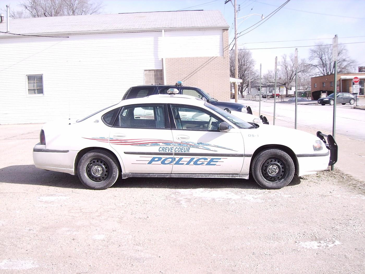 IL - Creve Couer Police