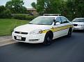 Illinois State Police Impala