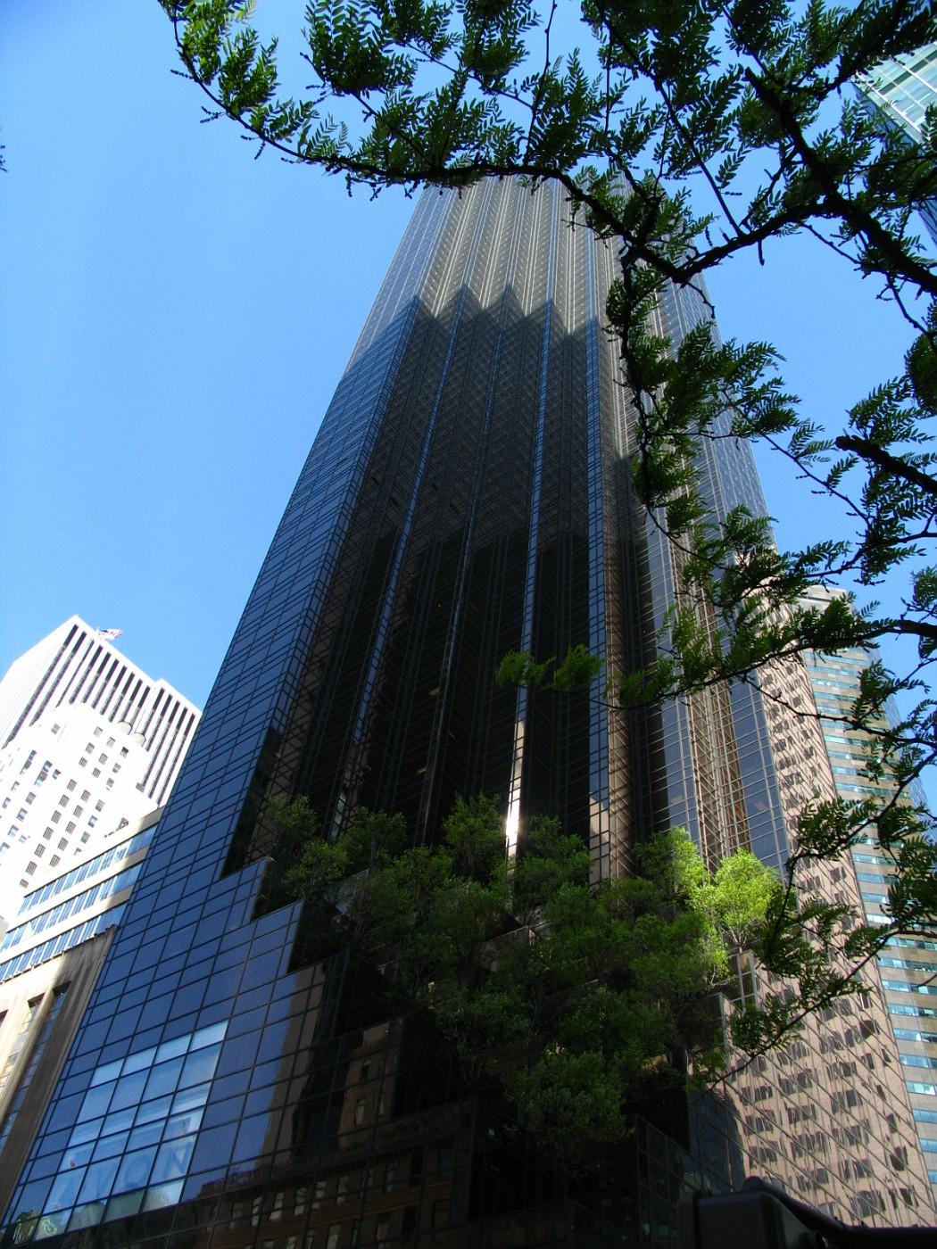 Trump Tower May 2005