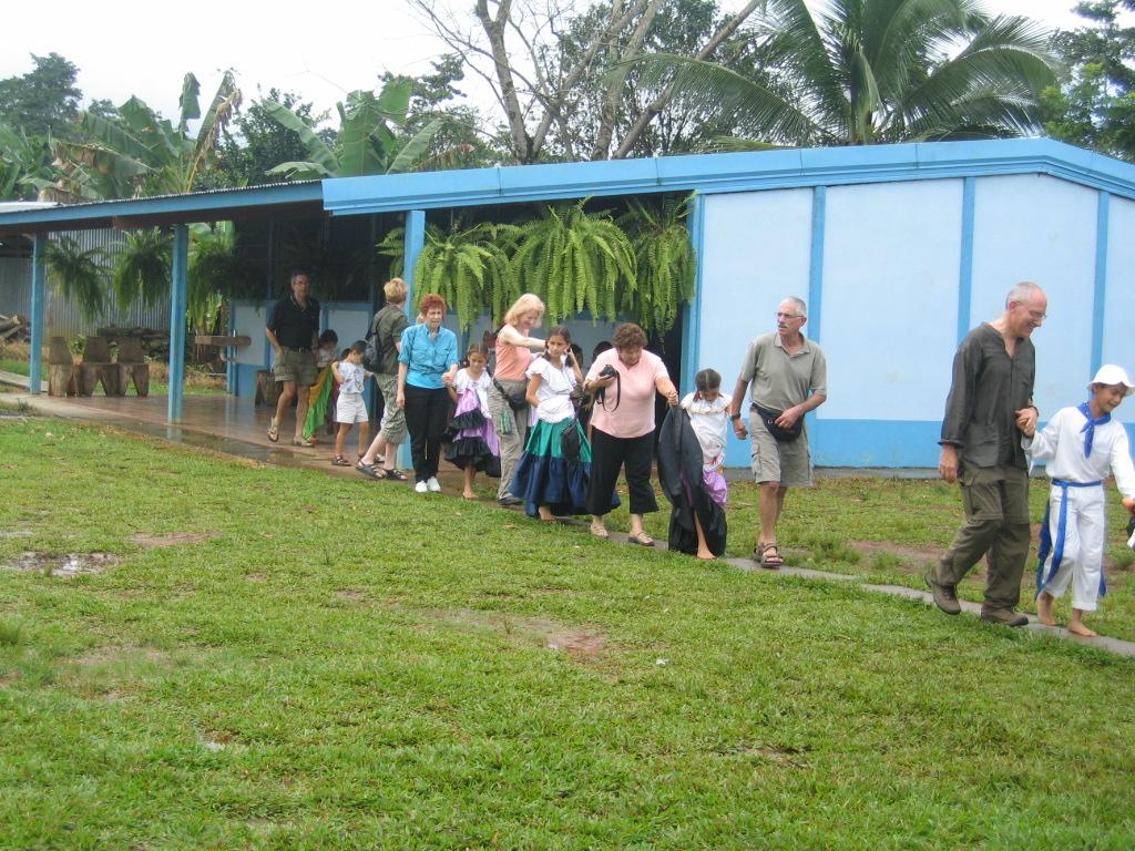 Escuela San Rafael, Costa Rica - Visits Over!!!