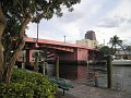 Andrews Street Bridge in Ft  Lauderdale, Florida.