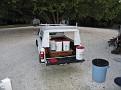 My 1989 Dodge Dakota Loaded with my new supply of Italian Grape Juice for Fall 2007 Wine Making.