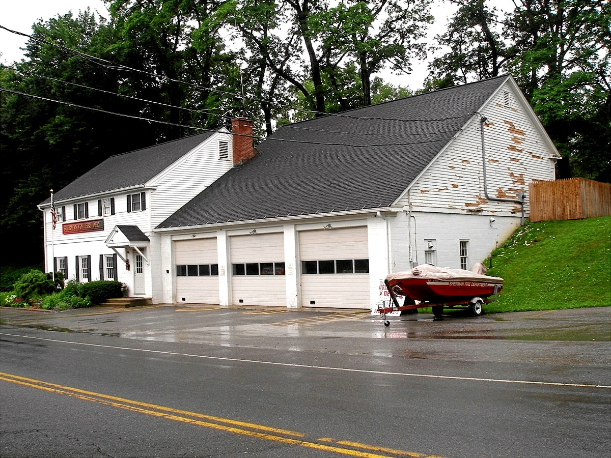 SHERMAN - FIRE DEPARTMENT