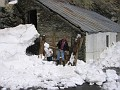 IMG 1514 Happily shovelling Snow