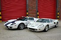 Ford GT wth Ford GT40 MK III chassis number 1107