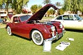 1956 Jaguar XK140 owned by Gary and Sandy Lindsrom