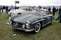 Pebble Beach Concours 1962 Mercedes-Benz 300SL roadster owned by Evan Metropoulos DSC 2348
