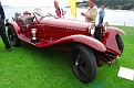 1933 Alfa Romeo 8C 2300 Touring Spider front exterior view
