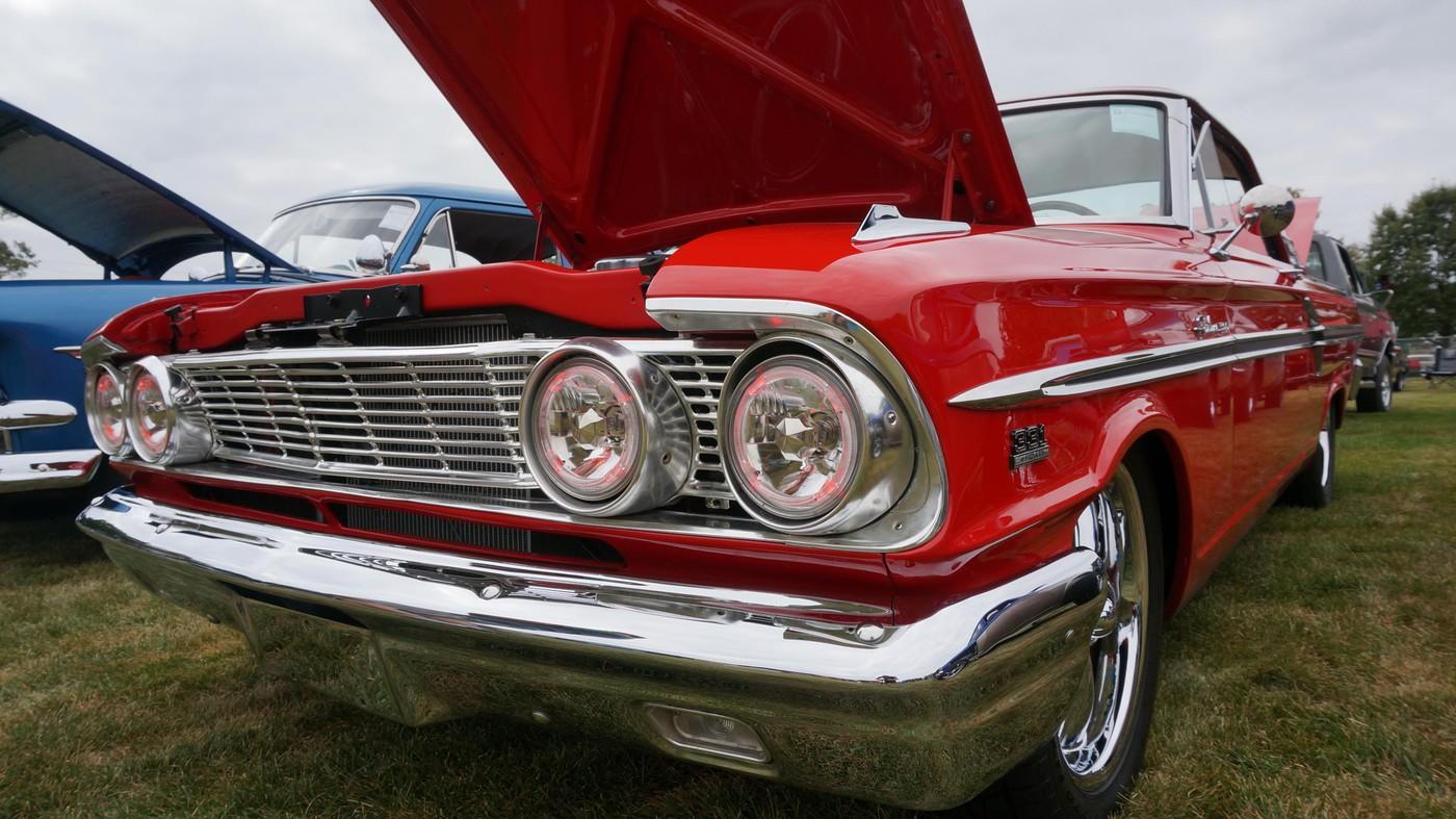 Neffsville Car Show