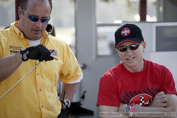 Steve Einhaus and Mark Martin