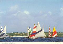 Anguilla - BOAT RACING NSP