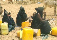 Mauritanie - Women PE