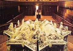 Spain - Juan II & Isabel de Portugal Tomb