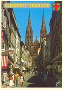 63 - PUY DE DOME - Clermont- Ferrand