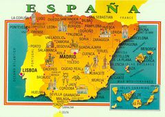 00- Map of Spain