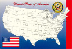 00- Map of the USA 1