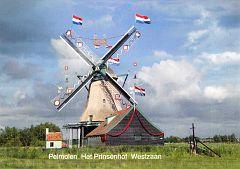 Netherlands - Westzaan Mill