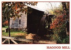 USA - Hagood Mill