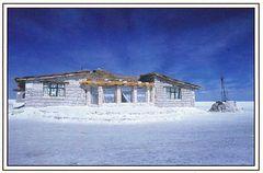 Bolivia - Salt Hotel