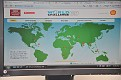 Go to the world chalenge 2009 and click on the map by selectin Haiti.