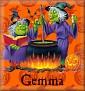 2 Green WitchGemma