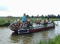 Boot 01.  The Speaker boat