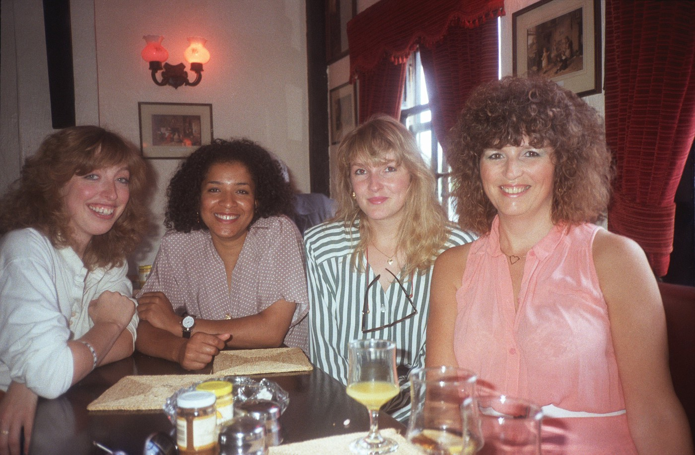Tracey, Judy, Katie, & Hazel