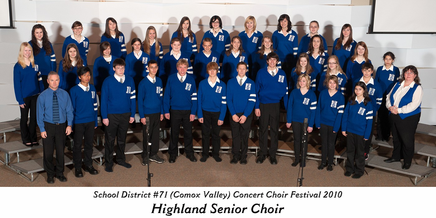 Seniors Centres  Schedules for Choir  JOINOttawa